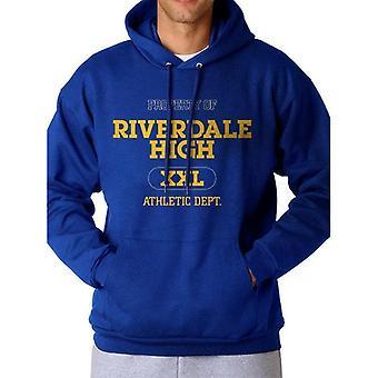 Riverdale Unisex Adult Varsity Pullover Hoodie