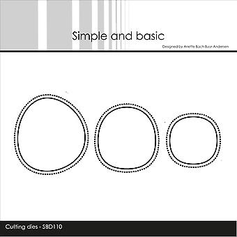 Simple and Basic Organic Holes Dies