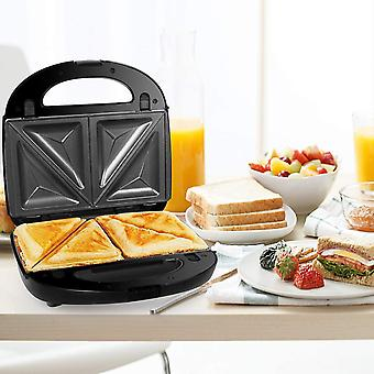 Kuyal 3-in-1 Snack Maker with Waffle, Panini and Toasted Sandwich Plates