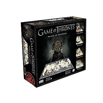 4D CityScape Puzzle Game of Thrones - Westeros