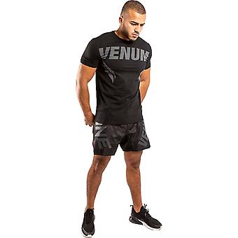 Venum One FC Impact T-shirt Svart/Svart