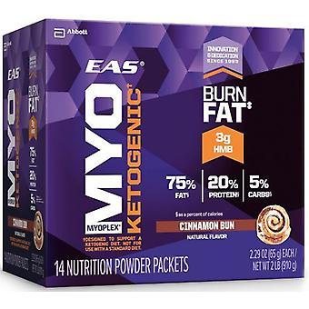 EAS Myoplex Ketogenic 14 packets