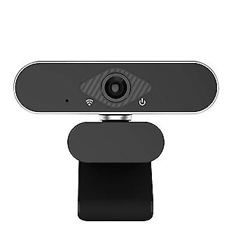 1080p Web Camera For Pc With Microphone Usb, Webcam Widescreen Video, Teaching