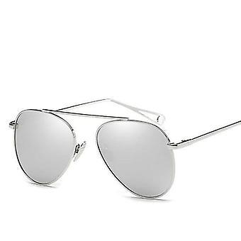 Luxus Marke Pilot Frauen's Sonnenbrille Fashion Aviation Vintage