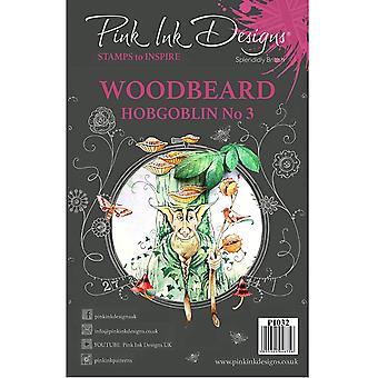 Pink Ink Designs Clear Stamp Woodbeard Hobgoblin 3 A5