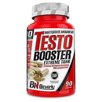Beverly Nutrition Testo Booster Extreme Tank with Tribulus terrestri 90 Capsules