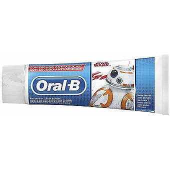 Oral B Pasta Dentífrica Star Wars para Niños 75 ml