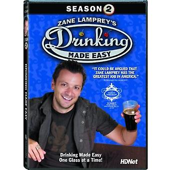 Drinking Made Easy: Season 2 [DVD] USA import