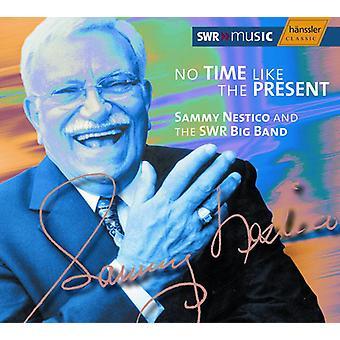 Sammy Nestico - No Time Like the Present [CD] USA import