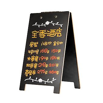 Message Board Memo Blackboard Creative Decor Desktop Home Multifunctional Cafe