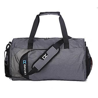 Ix Plus Xl Large Gym Bag Fitness Bags Wet Dry Training Tas Women Men Yoga Sac