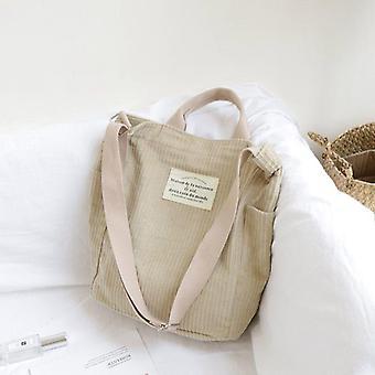 Large Capacity Cloth Handbag