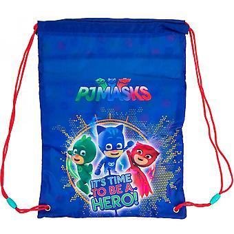 PJ Masks Pyjama Heroes Gym Bag Children's Bag 41x32cm