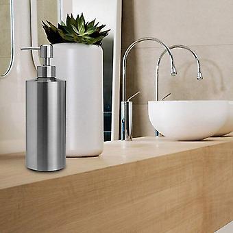 Distributore di sapone da cucina per detersivo Lozione Pompa Bottiglia Bagno Shampoo Rotondo