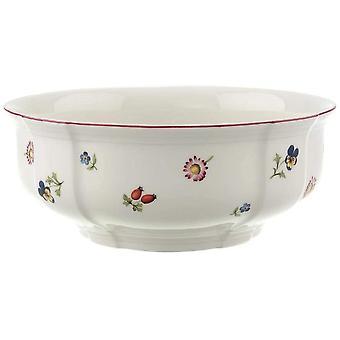 Wokex Villeroy und Boch Petite Fleur Schüssel rund, Premium Porzellan
