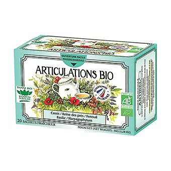 Organic Joint Herbal Tea 20 sachets 20 infusion bags