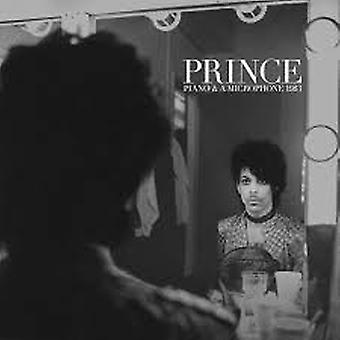 Prince – piano & mikrofoni 1983 vinyyli