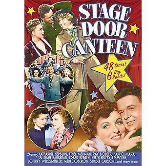 Stage Door Canteen [DVD] USA import