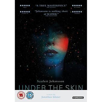 Under The Skin 2014 DVD