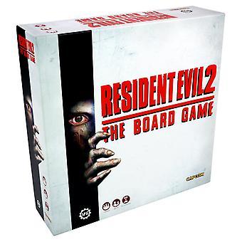 Resident Evil 2: O Jogo de Tabuleiro