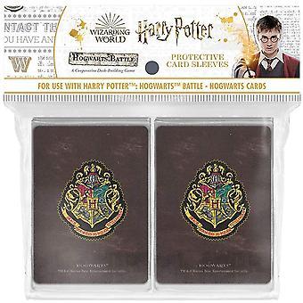 Harry Potter: Hogwarts Battle Card Sleeves - 160 Sleeves