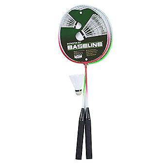 Baseline 2 Speler Badminton Rackets Set