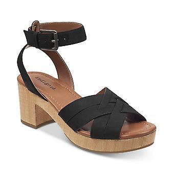 indigo rd. Womens Darsel Wood-Platform Dress Sandals