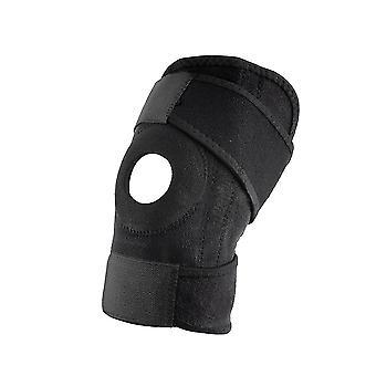 1pc Climbing Sports Kneecap Mountaineering Knee Protector Adjustable Kneepad Elastic Knee Cover