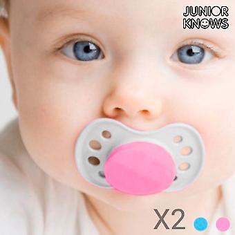 Baby Dummies (förpackning med 2)