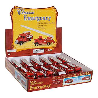 Fire Engine DKD Home Decor (4 pcs)