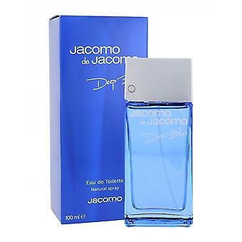 Jacomo de Jacomo Deep Blue 100ml EDT Spray