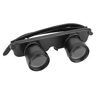 IPRee 3X28mm HD hodemontert kikkert teleskop optiske briller briller forstørrelsesglass