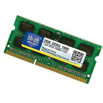Scheda utente X045 DDR3 2 GB 1600Hz memoria computer completamente compatibile