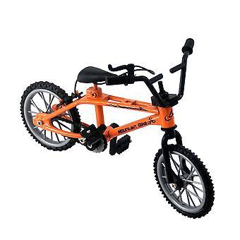 Mini Bmx, Dedo de Alusão, Bicicleta de Dedo Infantil Funcional, Brinquedo de Ventiladores