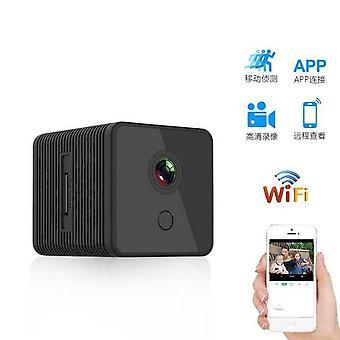 Мини Wi-Fi камера Full Hd 1080p Домашняя камера безопасности Няня Камера
