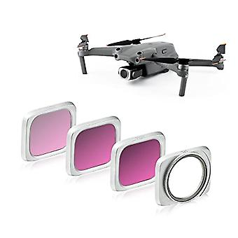 Mavic Air 2s Nd -suodatinsarja (cpl/nd16/nd32/nd64) Dji Air 2s Dronelle