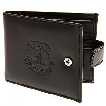 Everton FC rfid Anti Fraud Wallet Officiell Licensierad Produkt