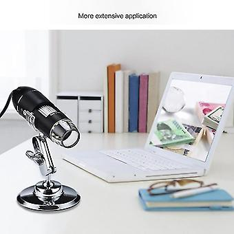 Microscopio digitale multifunzionale 1600x ad alta definizione usb micro scope camera ali88 (1600x senza