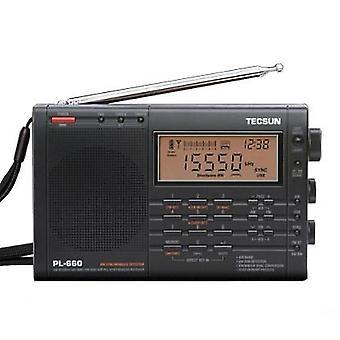 Radio PLL SSB VHF AIR Band Radio Receiver FM/MW/SW/LW Radio Multiband Dual Conversion