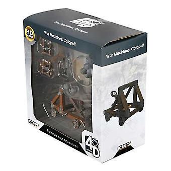 WizKids 4D-innstillinger: Krigsmaskiner: Katapult