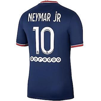 21-22 Sæson Nr. 10 Neymar Jersey Voksen Størrelse
