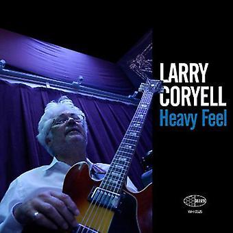 Larry Coryell - Heavy Feel [Vinyl] USA import