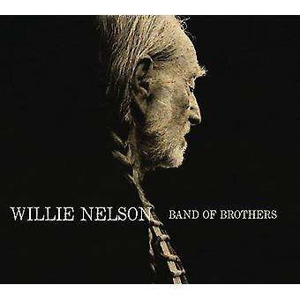 Willie Nelson - import USA de Band of Brothers [Vinyl]