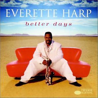 Everette harpe - importation USA Better Days [CD]