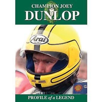 Champion Joey Dunlop [DVD] USA import