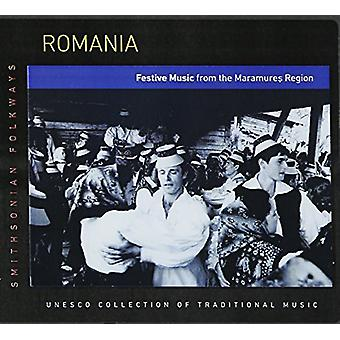 Roumanie: Musique Festive de Maramures le / Var - Roumanie: musique Festive de the Maramures / import USA Var [CD]