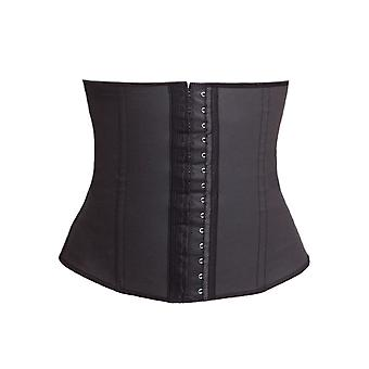 Esbelt ES404 Women's Black Firm/Medium Control Slimming Shaping Waist Cincher