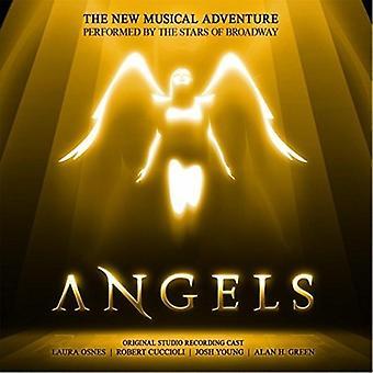 Osnes*Laura / Cuccioli*Robert / Young*Josh - Angels (Original Studio Cast Recording) [CD] USA import