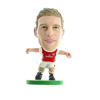 Arsenal FC Official SoccerStarz Per Mertesacker Football Figure