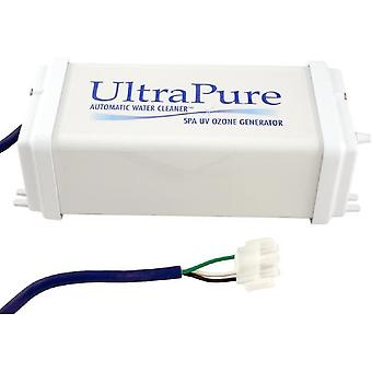 Ultra Pure 1006521 240V Spa UV Ozone Generator with 4-Pin AMP Cord